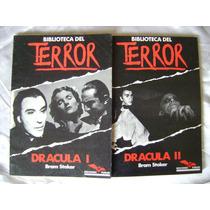 Biblioteca Del Terror Drakula.bram Stoker. $299