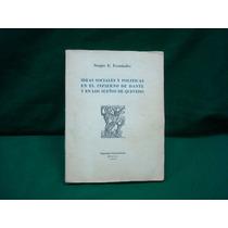 Ideas Sociales Y Políticas En El Infierno De Dante Y Quevedo