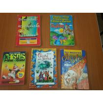 Paquetazo De Libros Infantiles, 5 Libros Para Niños Oferta