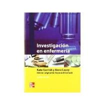 Libro Investigacion En Enfermeria 5 Edicion *cj