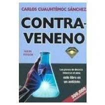 Libro Contraveneno Carlos C. Sánchez.