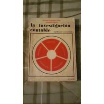 Libro La Investigación Contable, Arturo Elizondo López.