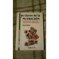 Libro Las Claves De La Nutrición, Désiré Mérien.