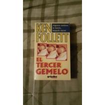 Libro El Tercer Gemelo, Ken Follet.