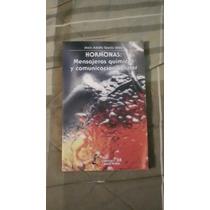 Libro Hormonas, Jesús Adolfo García Sáinz.