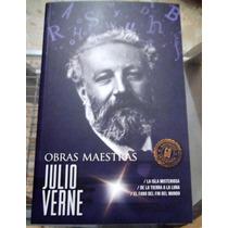 Julio Verne: Obras Maestras Nuevo Original Oferta