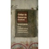 Libro Código De Comercio Actualizado.