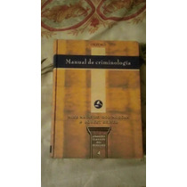 Libro Manual De Criminología, Mike Maguire, Rod Morgan, Robe