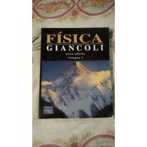Libro Física Giancoli, Volumen 2 Sexta Edición.