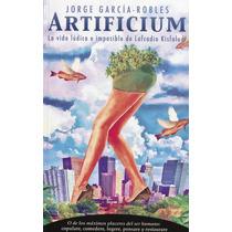 Libro Artificium - Jorge García Robles