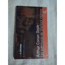 Libro Las Aventuras De Sherlock Holmes, Arthur Conan Doyle.
