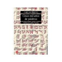Libro Cinco Mil Años De Palabras