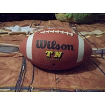 Balón De Fútbol Américano Wilson (excelente)