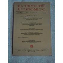 Libro El Trimestre Económico, Gerardo Marcelo Martí.