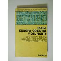 Rusia, Europa Oriental Y Del Norte. Literatura Leon Thoorens
