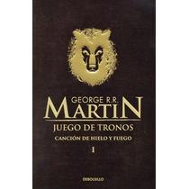 Juego De Tronos - George R. R. Martin - Debolsillo