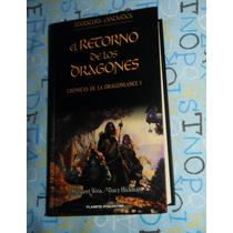 Crónicas De La Dragonlance 1 / Margaret Weis Tracy Hickman