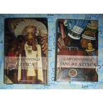 Azteca Y Sangre Azteca / Pasta Dura / Gary Jennings