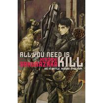 Libro All You Need Is Kill De Hiroshi Sakurazaka Nuevo
