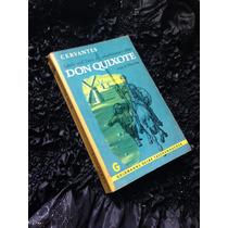 Don Quijote De La Mancha Ediciones Antiguas Diversos Paises