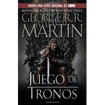 Libro Juego De Tronos Canción De Hielo Y Fuego Vol 1 Español