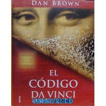 Libro El Código Da Vinci, Dan Brawn Nuevo Ed Lujo Ficción