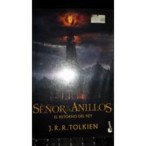 El Señor De Los Anillos, El Retorno Del Rey, Tolkien , Vbf