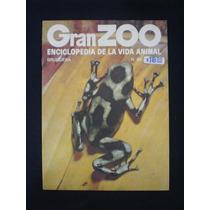 Gran Zoo. Enciclopedia De La Vida Animal. Brugera. N°93