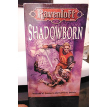 Libro Ravenloft Shadowborn Dungeons & Dragons Tsr Fantasia