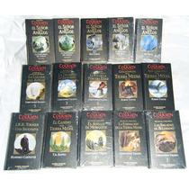 Saga Señor De Los Anillos Pasta Dura Biblioteca Tolkien Jrr