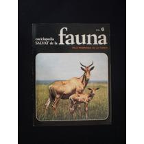 Enciclopedia Salvat De La Fauna-felix Rodriguez De La Fuente