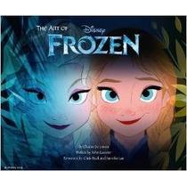 El Arte De Frozen En Inglés