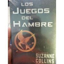 Los Juegos Del Hambre Suzanne Collins Nuevo Y Original