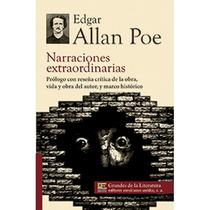 Narraciones Extraordinarias, Edgar Allan Poe