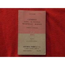 Candido, Y Otros Cuentos, Autor Voltaire