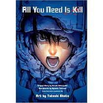 All You Need Is Kill Manga 2 En 1