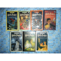 Libros Harry Potter 1-7 (original) Pasta Dura / J.k. Rowling