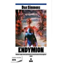Libro Hyperion Endymion, Dan Simmons, Ciencia Ficción Locus