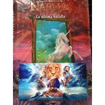La Crónicas De Narnia La Última Batalla