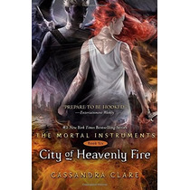 City Of Heavenly Fire The Mortal Instruments Pasta Dura Ing.
