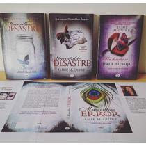 Saga Cuatro Libros Maravilloso Desastre - Mcguire, Jamie