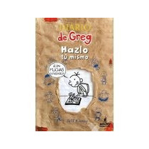 Libro Diario De Greg Hazlo Tu Mismo