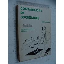 Libro Contabilidad De Sociedades Manuel Resa , Año 1980 , 28