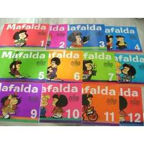 Mafalda, Todos Sus 12 Libros. $1145.00 Envío Gratis