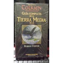 Guia Completa De La Tierra Media H-z J.r.r. Tolkien Nuev Vbf