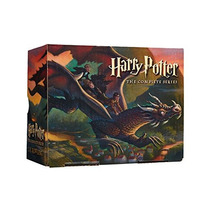 Harry Potter Paperback Box Set (books 1-7) Pasta Blanda Set