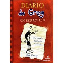 Diario De Gregg 1 Un Renacuajo - Jeff Kinney / Oceano