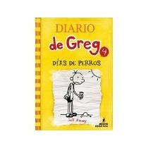 Libro Diario De Greg 4 Dias De Perros