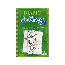 Libro Diario De Greg 3 Esto Es El Colmo