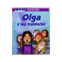Libro Olga Y Los Traidores Ovm 138